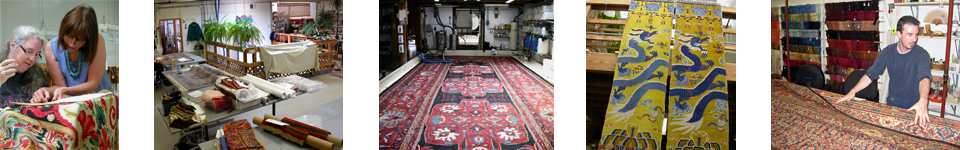 San Francisco Oriental Carpet