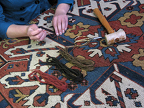 Oriental Rug Cleaning Mill Valley To