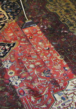 Oriental Rug Cleaning San Francisco